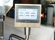 This machine is our company's patented product