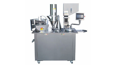 DTJ-T New Semi-Automatic Hard Capsule Filling Machine For 000 Size To 5 Size Capsule