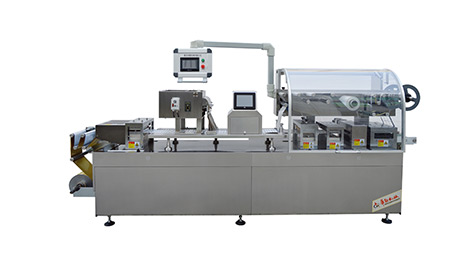 New DPP-260E Fully Auto High Sealing Alu Alu Blister Packing Machine