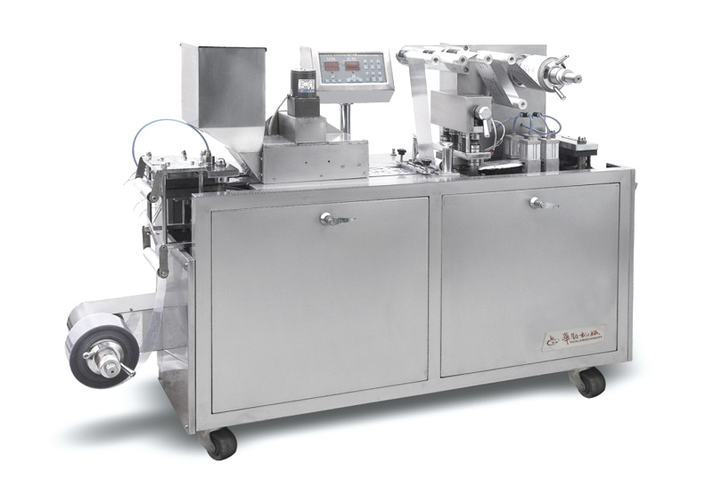 DPP-88A Small Blister Packing Machine