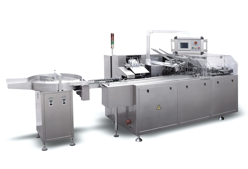 DXH-120WP Fully Auto Carton Packing Machine
