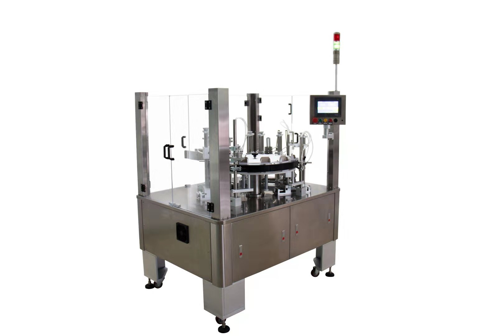 DDU-50 multifunctional vertical box filling machine