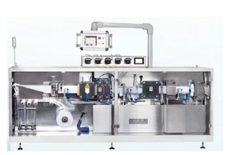 HUALE GGS-240 Oral Liquid Blister Packing Machine