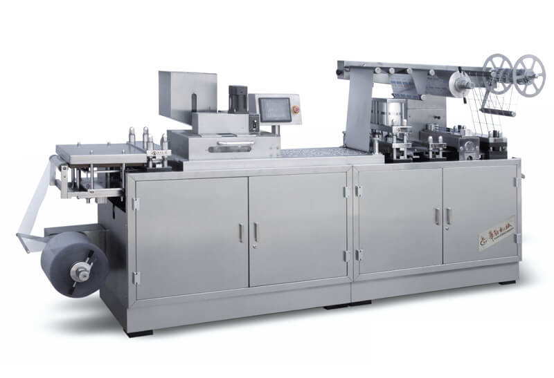 Standard Operating Procedures For Alu PVC Blister Packing Machine